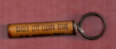 Parkersburg, WV, GARDEN CITY LIQUOR STORE, ad piece E M Sheehy Prop, 321 Juliana