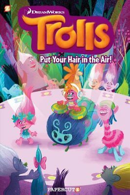 Trolls Hardcover Volume 2: Put Your Hair in the Air by Dave Scheidt...