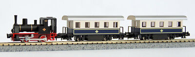 Kato 10-500-2 Steam Locomotive Train Set (Pocket Line) (N scale)