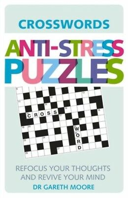 ANTISTRESS PUZZLES, Moore, Gareth, B.Sc, M.Phil, Ph.D, 9781782436126