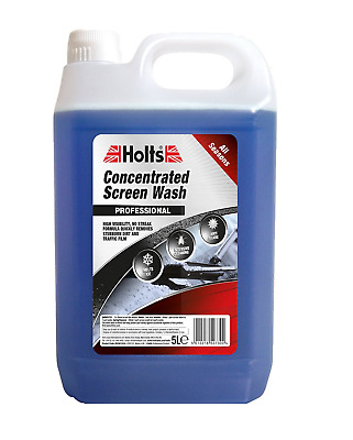 Holts Screen Wash Concentrated for All Seasons Concentrate pick Size
