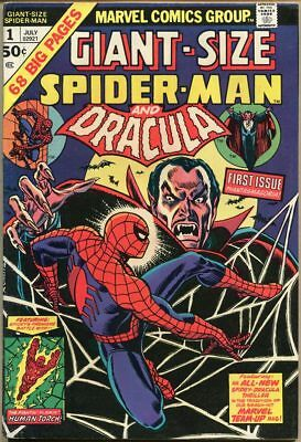 Giant-Size Spider-Man #1 - FN/VF