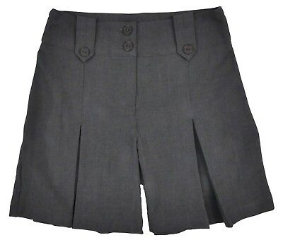 Girls School Culottes Skorts Exstore Adjustable Waist 9-10y and 10-11y Exstore