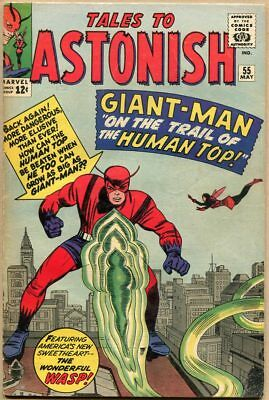 Tales To Astonish #55 - VG