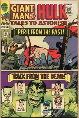 Tales To Astonish #68 - VF-