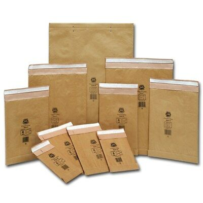 Heavy Duty Jiffy Mail Bag Padded Postal Mailing Envelopes Size 1 2 3 4 5 6 7 8