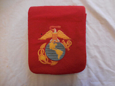 Us Marine Corps Marching Band Music Pouch Ega Cover