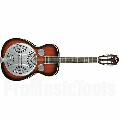 Ibanez RA200 BS - Brown Sunburst - demo *NEW* ra-200 resonator dobro