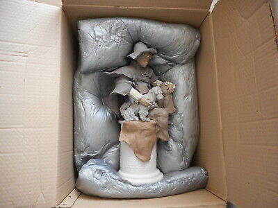 """LLADRO 1744 """"My only friend"""""""