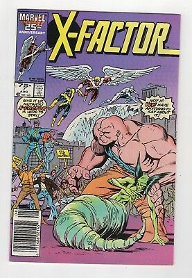 Marvel Comics X-Factor #7 Copper Age