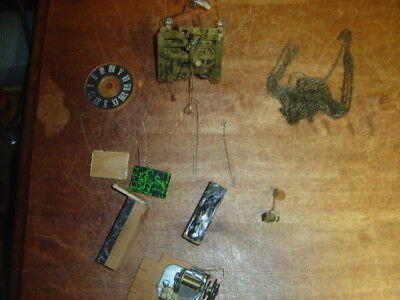 Cuckoo   Clock   Parts,   Musical   Movement  And   1   Day   Movement  Etc.