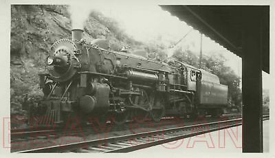 8A509 Rp 1935 Nyc New York Central Railroad 4-6-2 Engine #3280 Poughkeepsie Ny