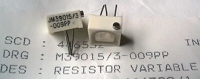 1pc Bourns M39015/3-009PP  5000R 25 TURNS 0.75W Variable Wire Wound Non Resistor