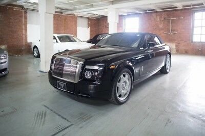 2009 Rolls-Royce Phantom -- 2009 Rolls-Royce Phantom Drophead