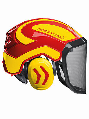 Pfanner Protos Integral Forst Helmet Forest Protection Selection F39