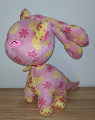 "Neopets Pink & Yellow Aisha 9"" Talking Plush"