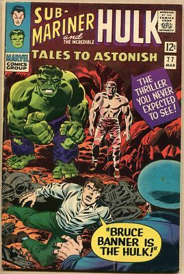 Tales To Astonish #77 - VG+