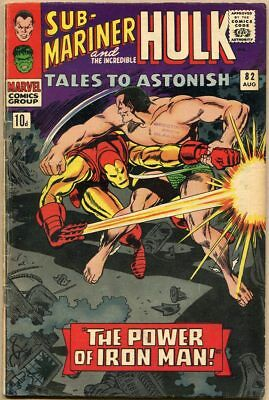 Tales To Astonish #82 - VG