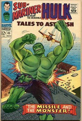 Tales To Astonish #85 - FN