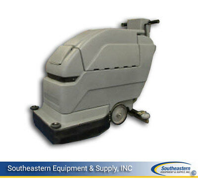 """Reconditioned Nobles 2001 Disk 20"""" Floor Scrubber Corded"""