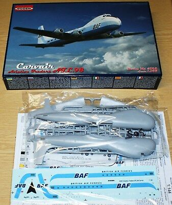 Aviation Trader ATL 98 Carvair in 1/144 von Roden