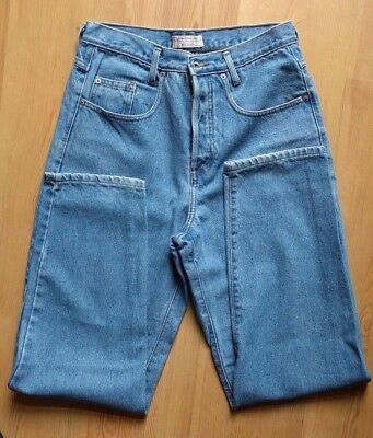 Vtg Guess Georges Marciano Womens Jeans Button Fly USA Made Size 30 X 30.5