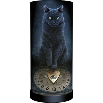 MASTER'S VOICE Electric Lamp Lisa Parker cat ouija wicca pagan witch witchcraft