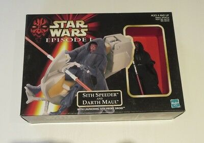 Sith Speeder with Darth Maul Episode1 OVP