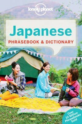 Lonely Planet Japanese Phrasebook & Dictionary by Lonely Planet 9781786574497