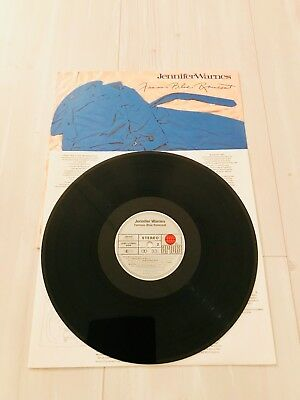 Jennifer Warnes - Famous blue raincoat / Cypress records / Ariola 1987