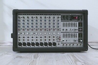 "Behringer Europower ""PMX2000"" 2x250 Watt Stereo Powered Mixer"