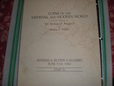 Coins Of the Medieval world - Bowers & Ruddy Galleries 1980
