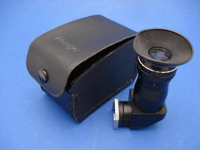 Mamiya Angle View Finder for M645 w/Case From Japan