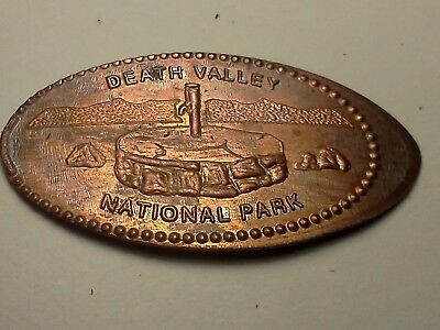 DEATH VALLEY NATIONAL PARK-Elongated / Pressed Penny 0-769