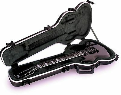 SKB 1SKB-61 SG® Hard-Shell Guitar Case For SG from Gibson® Epiphone® ESP LTD®