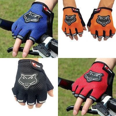 Weight Lifting Sports Gym Gloves Men Fitness Training Exercise Anti Slip Gloves