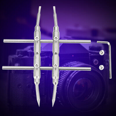 Portable Professional DSLR Lens Spanner Wrench Opening Tool for Camera Repairing