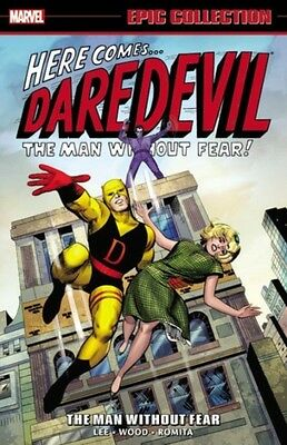 Daredevil Epic Collection The Man Withou, Lee, Stan, 9780785195481