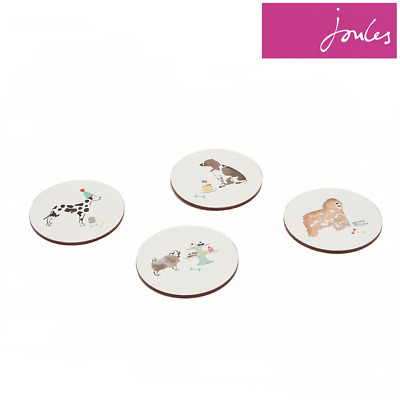 Joules Cuprest Coasters (4 pack) (X)