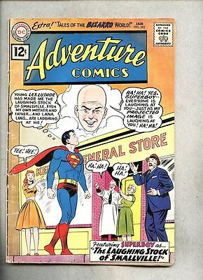 Adventure Comics #292-1962 vg- Bizarro Superboy