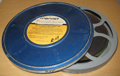 Rock and Minerals 16 MM Educational Movie