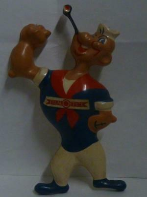 Animation Characters POPEYE Vintage Movie celluloid figure Film Office
