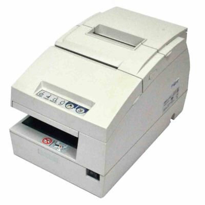 Epson M147C Type TM-H6000II Serial Multi-Function Printer White with MICR