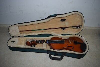 Palatino Hand Crafted VN-450-1/2 Student Violin With Case and Bow