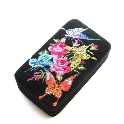 Beautiful Petit Point Accessory Box