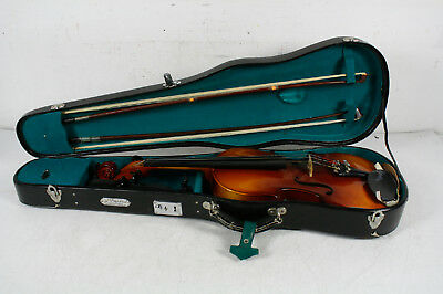 Skylark Brand Student Violin With Case And Bow 15 Inch Body