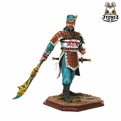 ACI 1/32 Romance of 3 Kingdoms_ Guan Yu _Red Cliff Ancient Chinese War AT008A