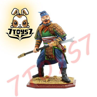ACI 1/32 Romance of 3 Kingdoms_ Zhang Fei _Red Cliff Ancient Chinese War AT008B