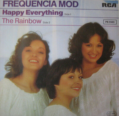Frequencia Mod - Happy Everything/The Rainbow