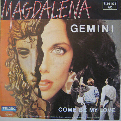 Gemini - Magdalena / Come Be My Baby